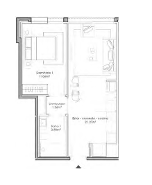 Martorell – 1 habitación